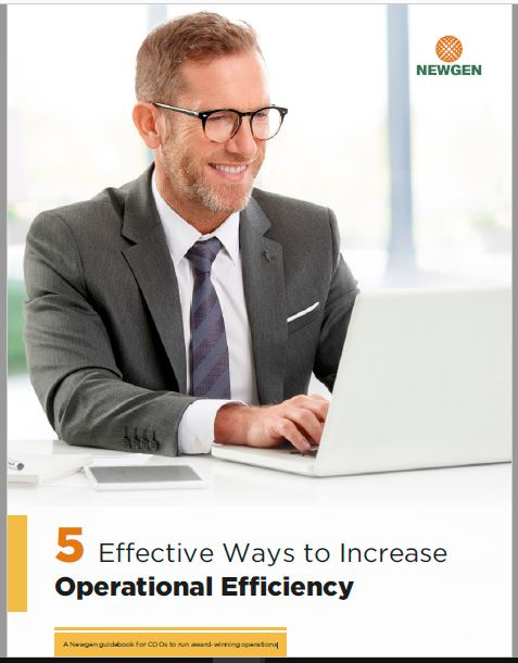 Whitepaper: 5 Effective Ways to Increase Operational Efficiency