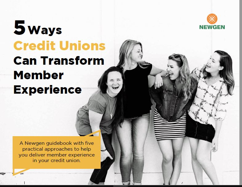 eBook: 5 Ways Credit Unions Can Transform Member Experience