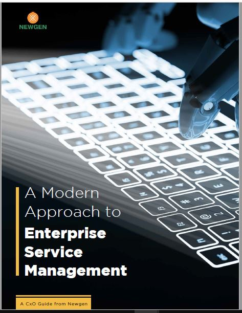 Whitepaper: A Modern Approach to Enterprise Service Management