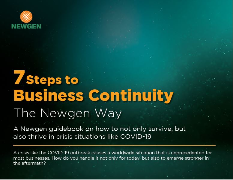 eBook: 7 Steps to Business Continuity