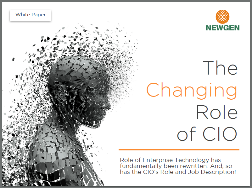 Whitepaper: Changing Role Of CIO