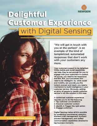 Whitepaper: Delightful Customer Experience with Digital Sensing