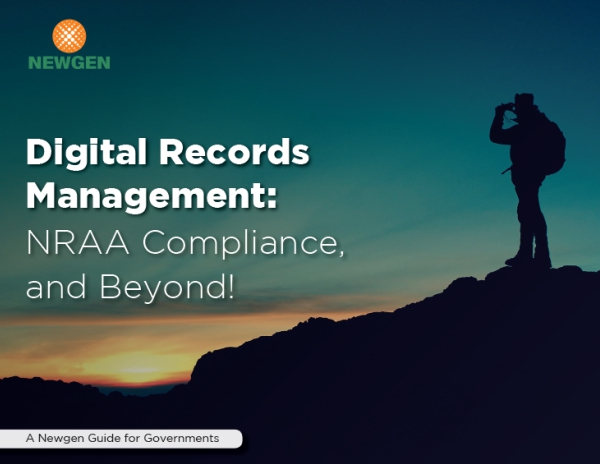eBook: Digital Records Management – NRAA Compliance, and Beyond!