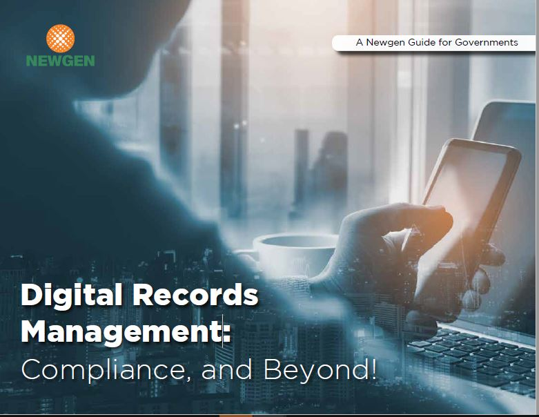 eBook: Modern Digital Records Management