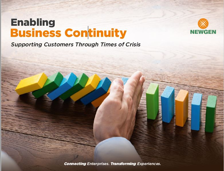 eBook: Enabling Business Continuity