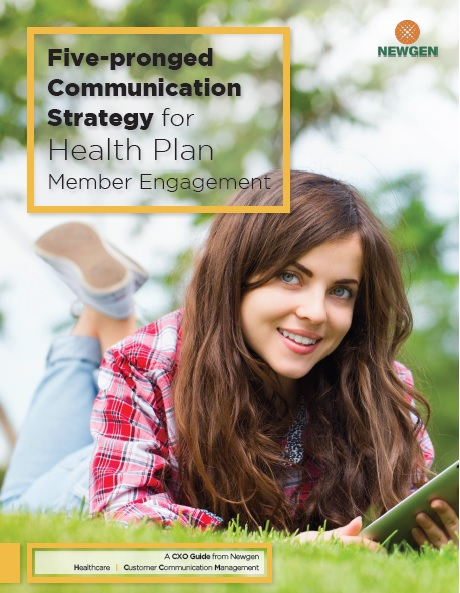 Whitepaper: Five-pronged Communication Strategy for Health Plan Member Engagement