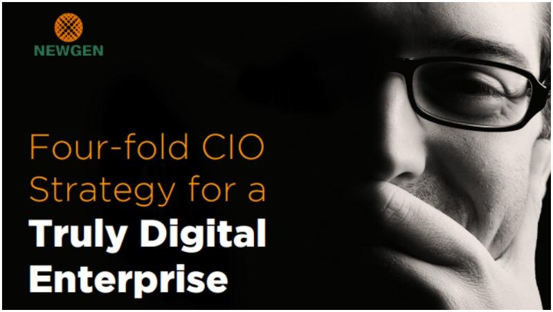 eBook: Four-fold CIO Strategy for a Truly Digital Enterprise
