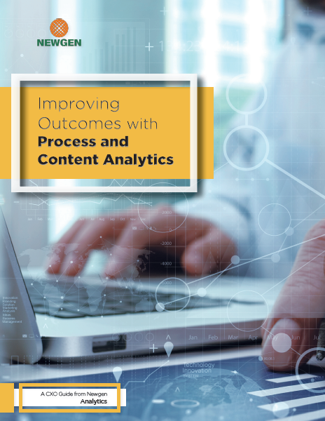 Whitepaper: Improving Outcomes with Process and Content Analytics