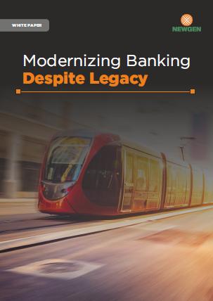 Whitepaper: Modernizing Banking Despite Legacy