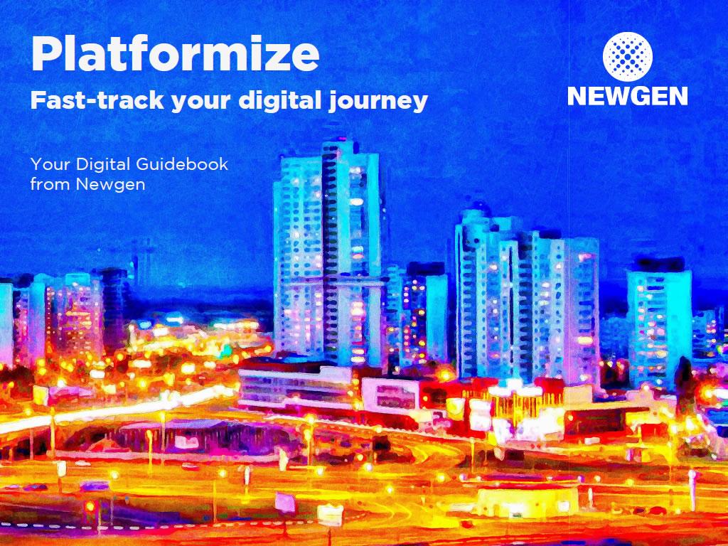 eBook: Platformize – Fast-track your digital journey