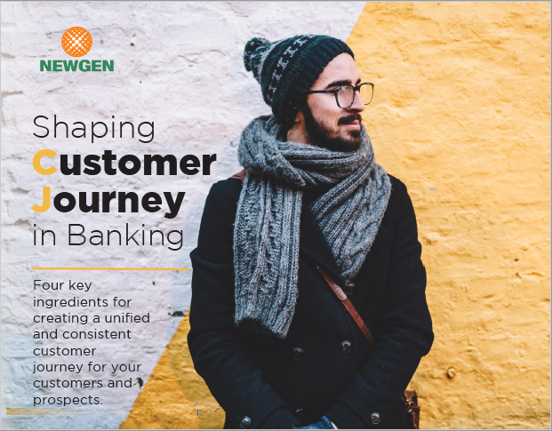 eBook: Shaping Customer Journey in Banking