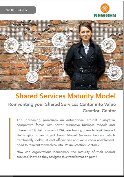 Whitepaper: Shared Services Maturity Model