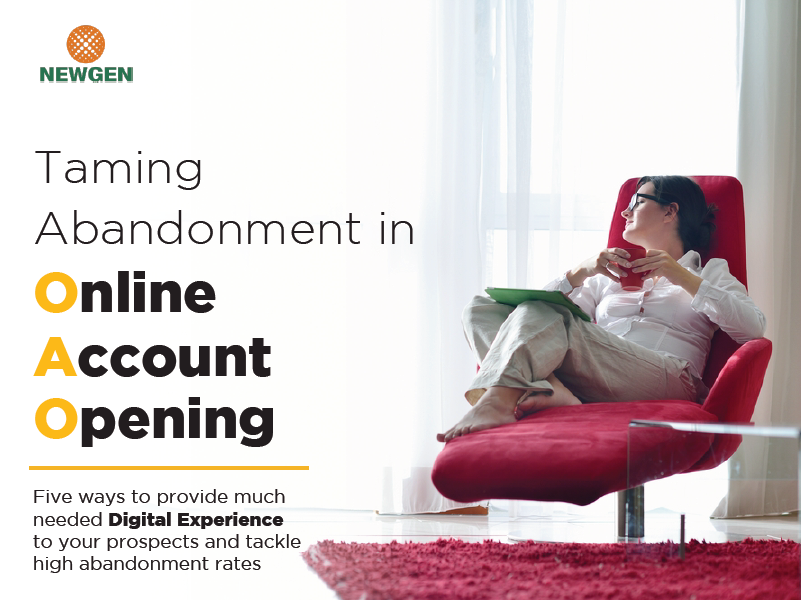eBook: Taming Abandonment in Online Account Opening