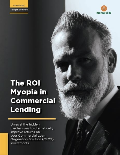 Whitepaper: The ROI Myopia in Commercial Lending