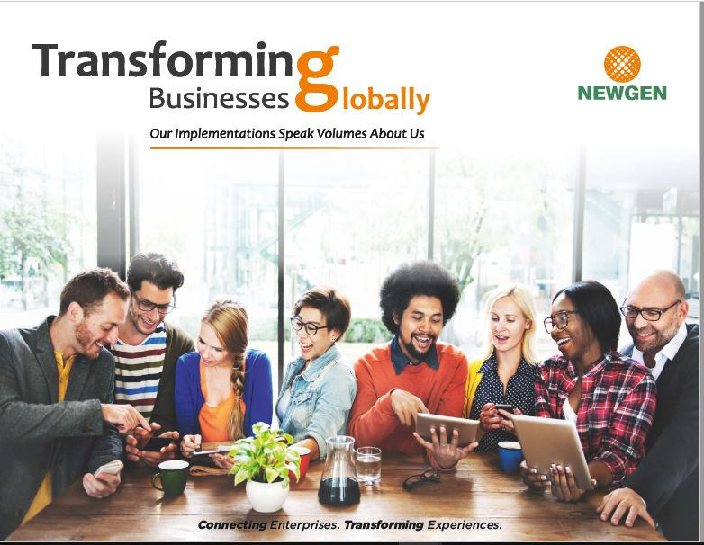 eBook: Transforming Businesses Globally