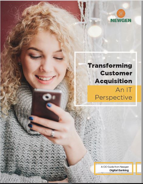 Whitepaper: Transforming Customer Acquisition- An IT Perspective