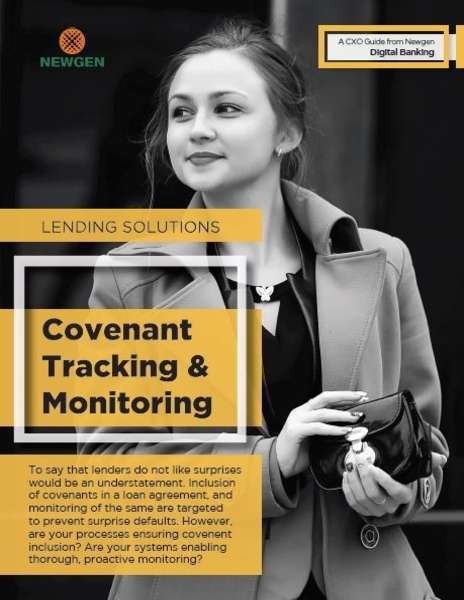 Whitepaper: Lending Solutions – Covenant Tracking & Monitoring