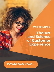 Art and science of customer experience - Whitepaper: Modernize Customer Service through Low Code Automation Platform