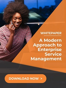 Modern approach to ESM - Whitepaper: 7 Ways to Optimize Your Shared Services Operations During COVID-19, and Beyond