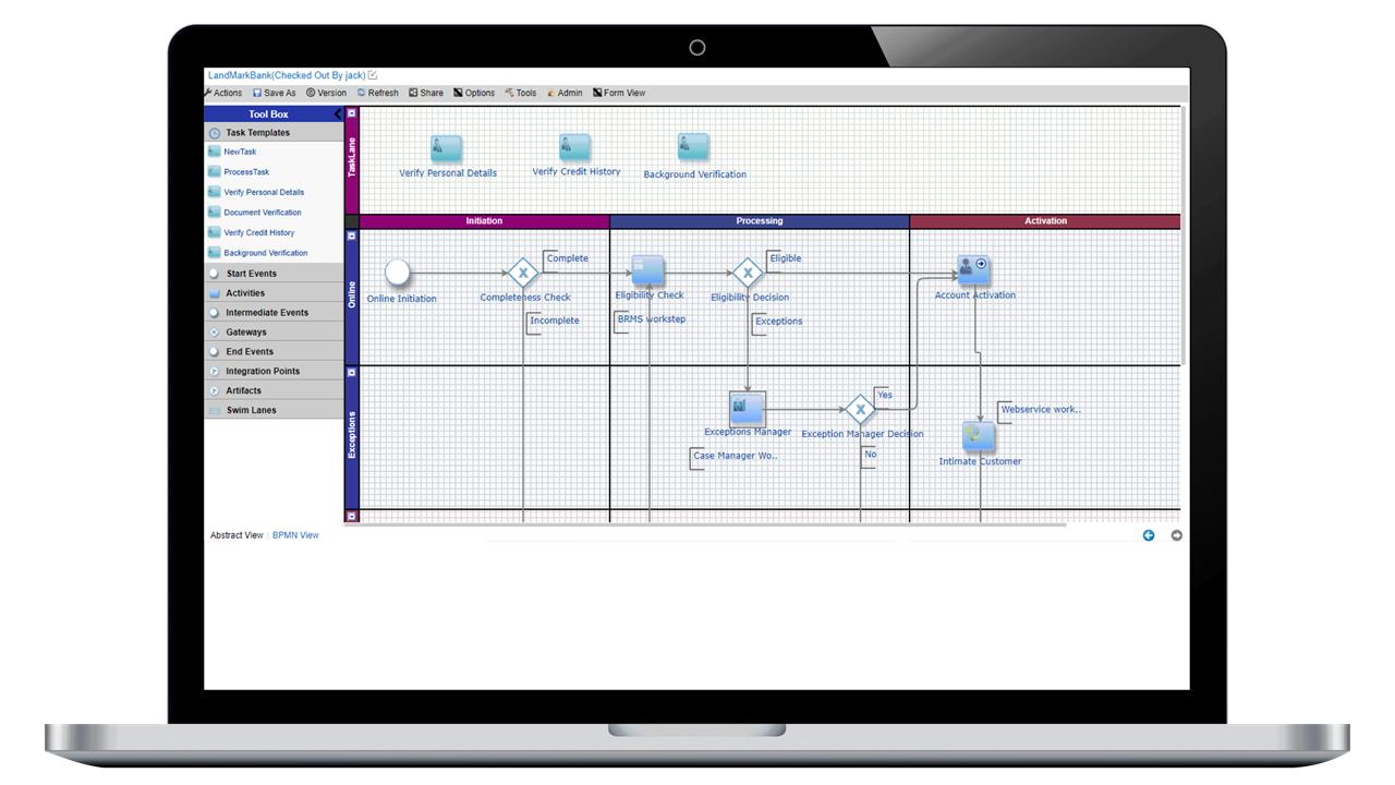 Dynamic Case Management - Business Process Automation and Management (BPM)