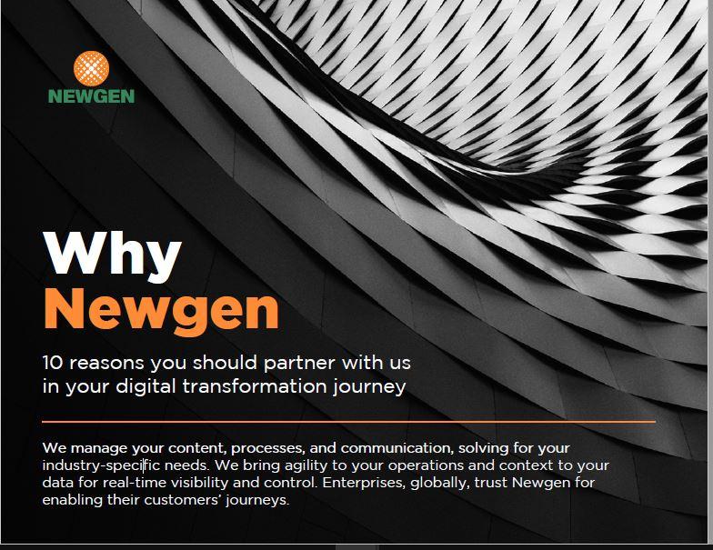 eBook: Why Newgen