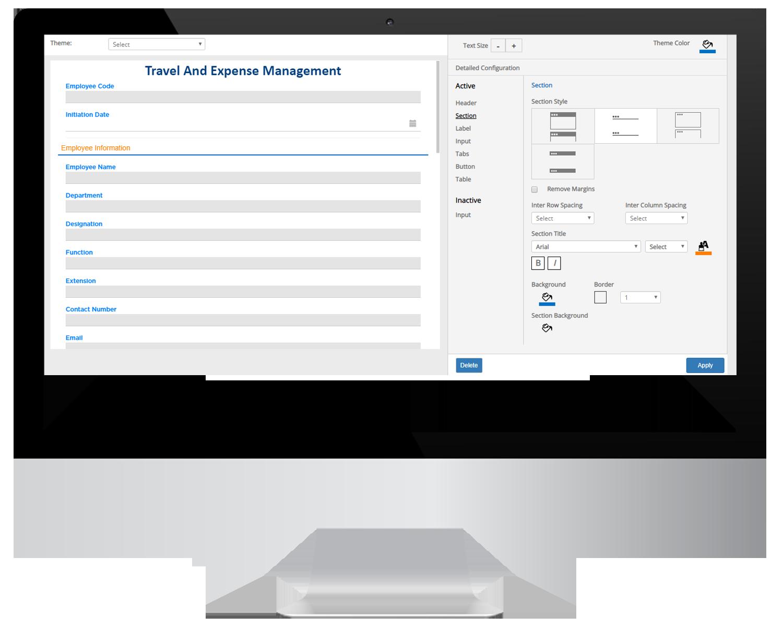 User Interface Designing