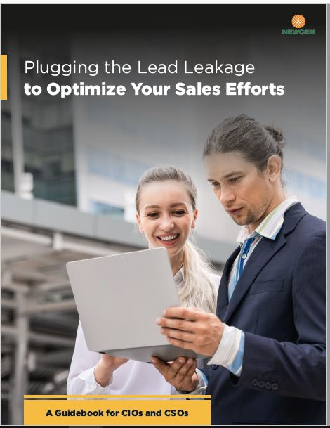 Whitepaper:  Plugging the Lead Leakage to Optimize Your Sales Efforts