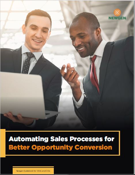 Whitepaper: Automating Sales Processes for Better Opportunity Conversion