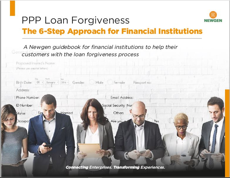 eBook: PPP Loan Forgiveness – The 6-Step Approach for Financial Institutions