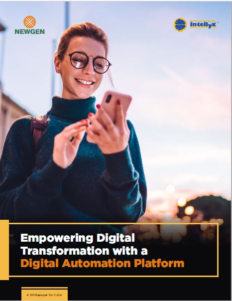 Whitepaper: Empowering Digital Transformation with a Digital Automation Platform