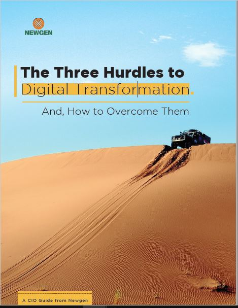 Whitepaper: The Three Hurdles to Digital Transformation