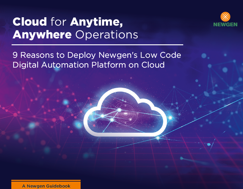 eBook: Cloud for Anytime, Anywhere Operations