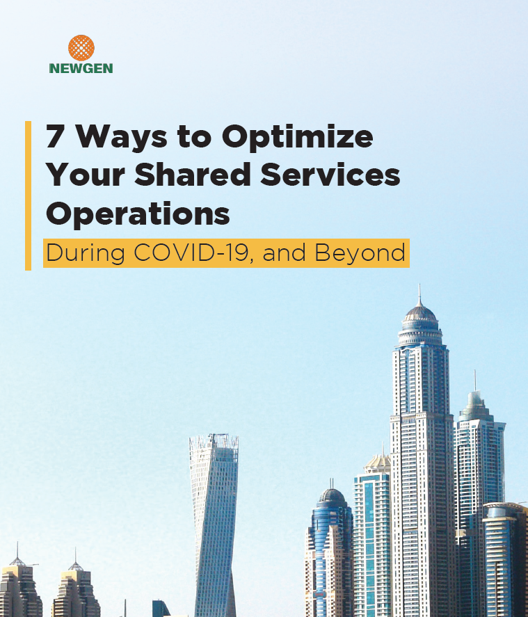 Whitepaper: 7 Ways to Optimize Your Shared Services Operations During COVID-19, and Beyond