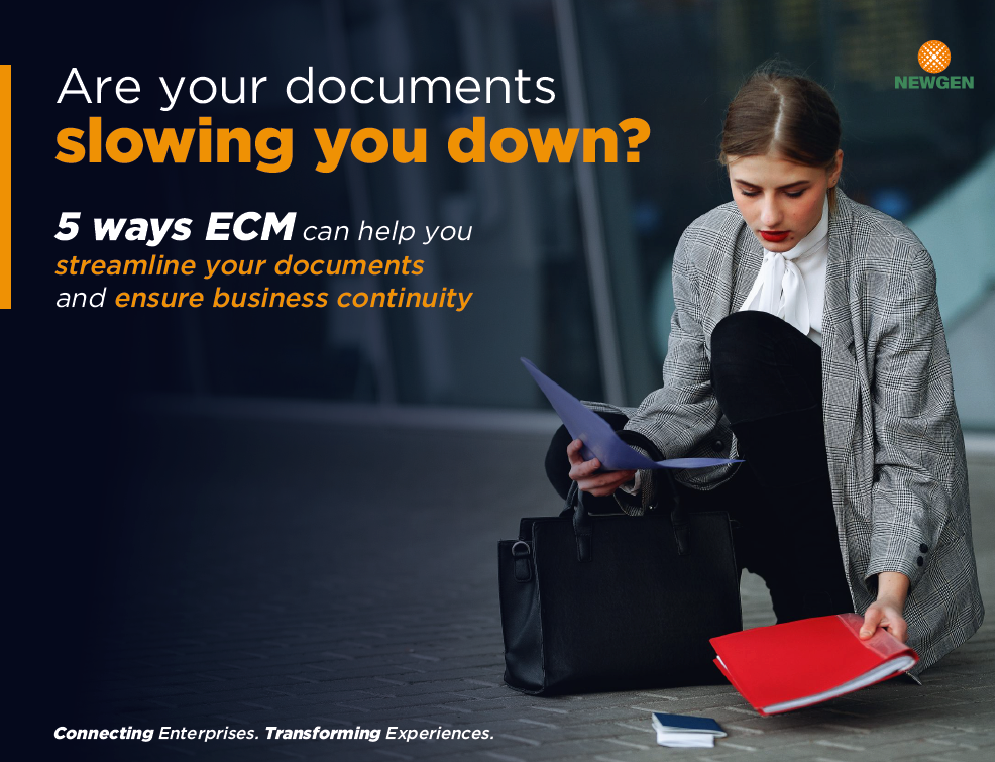 eBook: Are your documents slowing you down?