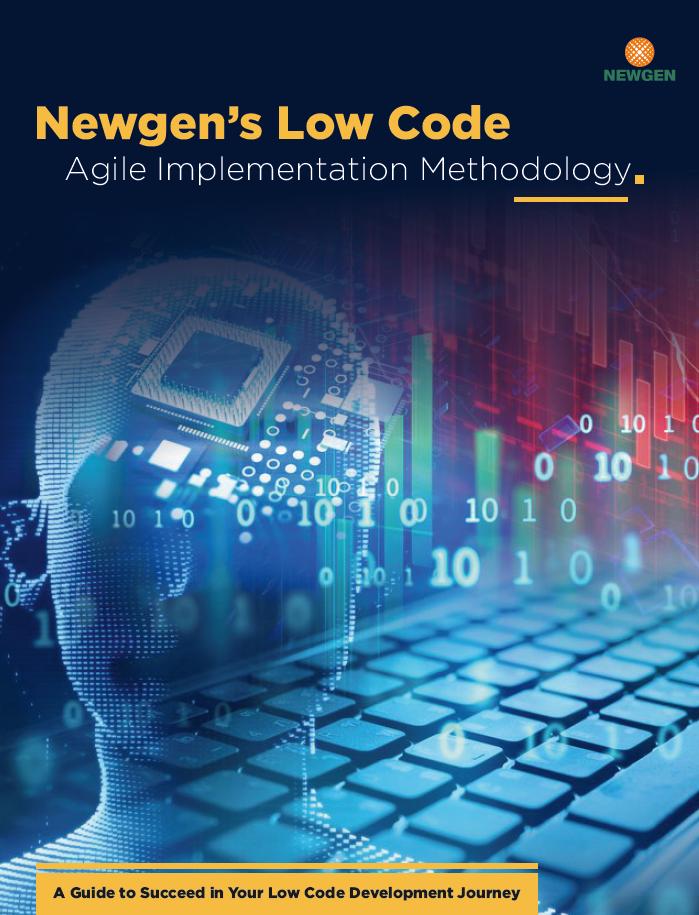 Whitepaper: Newgen's Low Code Agile Implementation Methodology