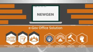 Video: Newgen e-Gov Office Solutions for Digital India
