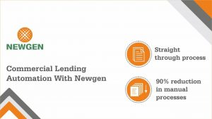 Video: Commercial Lending Automation Software by Newgen