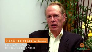 Video: Case Management – In Dialog with Craig Le Clair, Forrester Research Inc