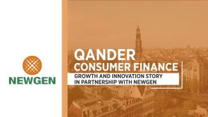 Video: Qander Consumer Finance Delivers Credit Offer to Customers in Less Than a Minute on Newgen's Automation Platform