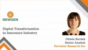 Video: Uncertainties in European Insurance Industry – In conversation with Oliwia Berdak, Forrester Research Inc