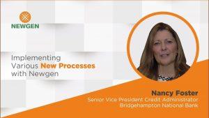 Video: Implementation of various new designs & processes at Bridgehampton National Bank