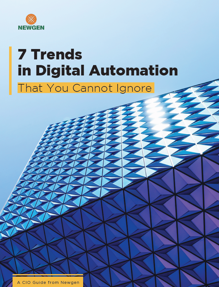 Whitepaper: 7 Technology Trends in Digital Automation