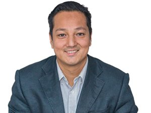 Omesh Lal Shrestha - MD and CEO - CAS - Partners