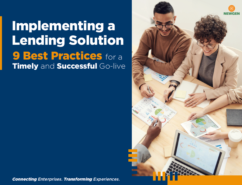 eBook: Implementing a Lending Solution