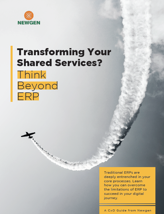 Whitepaper: Transforming Your Shared Services?