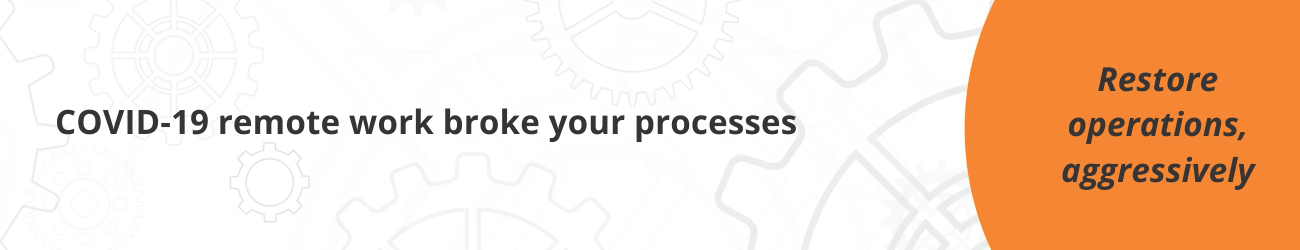 -  - Document-centric Process Automation