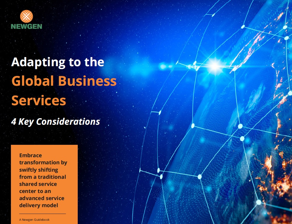 eBook: Adapting to the Global Business Services