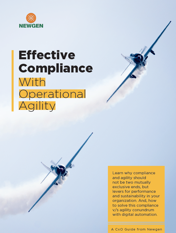 Whitepaper: Effective Compliance with Operational Agility
