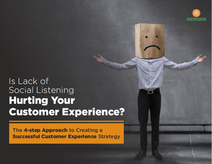eBook: Is Lack of Social Listening Hurting Your Customer Experience?