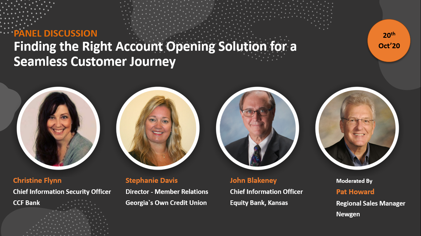 Finding the Right Account Opening Solution for a Seamless Customer Journey - Home: US